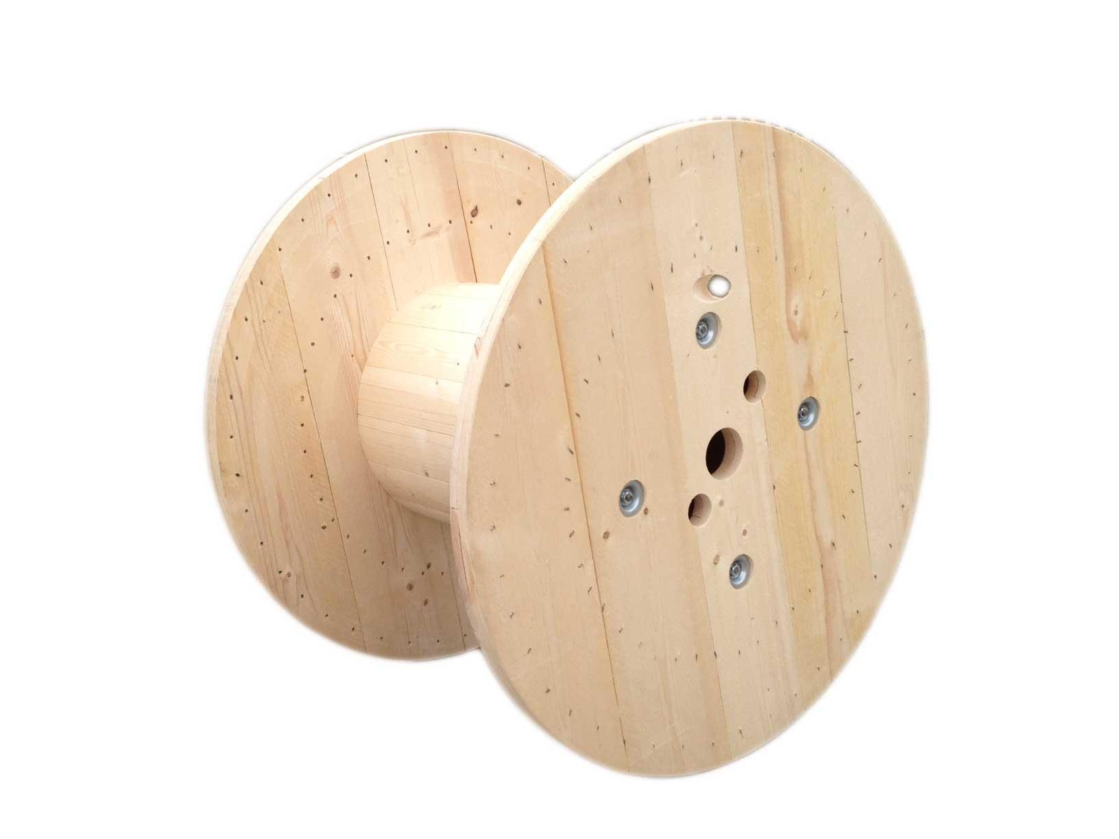 Produzione bobine legno pozzi napoleone